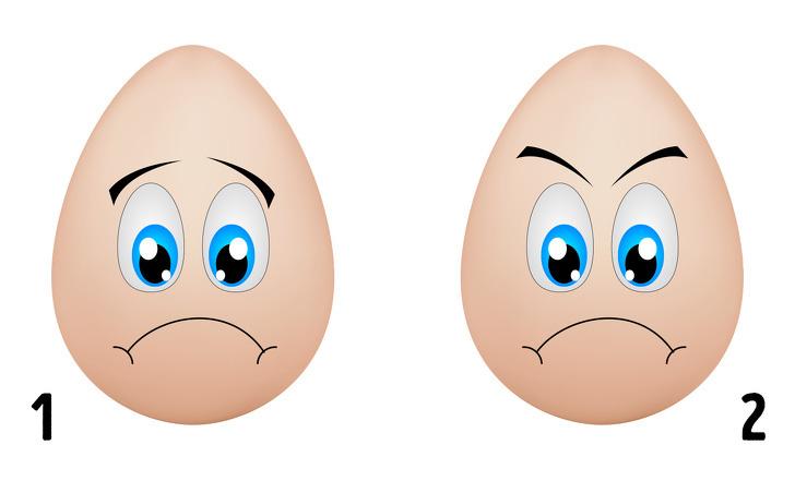 Chọn 1 trong 2 từ bộ 30 khuôn mặt dưới đây sẽ giúp bạn biết được mình là người như thế nào, tính cách ra sao - ảnh 5