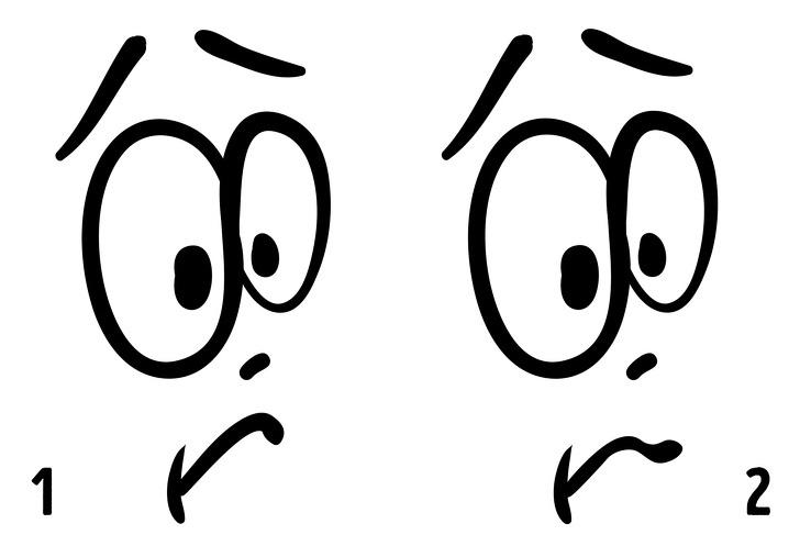 Chọn 1 trong 2 từ bộ 30 khuôn mặt dưới đây sẽ giúp bạn biết được mình là người như thế nào, tính cách ra sao - ảnh 7