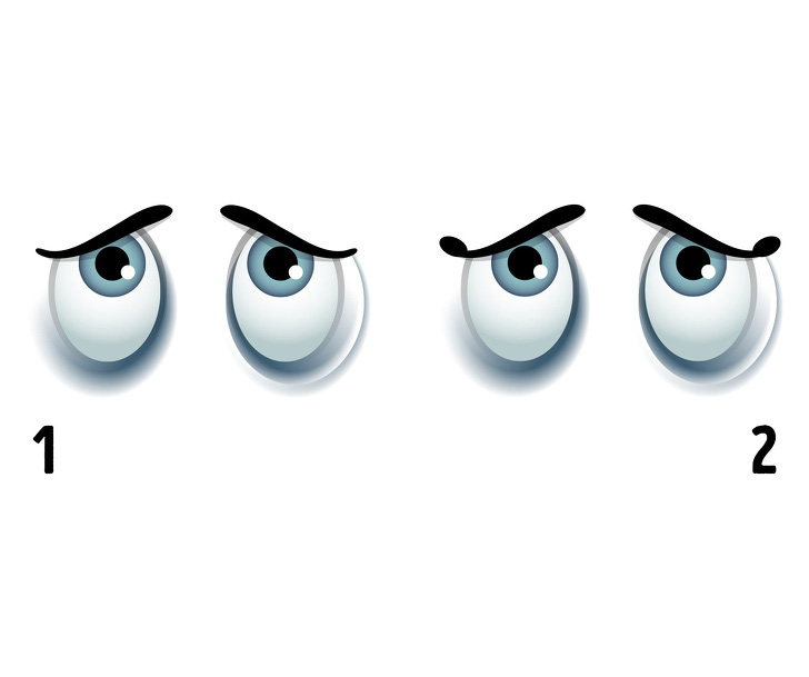 Chọn 1 trong 2 từ bộ 30 khuôn mặt dưới đây sẽ giúp bạn biết được mình là người như thế nào, tính cách ra sao - ảnh 9