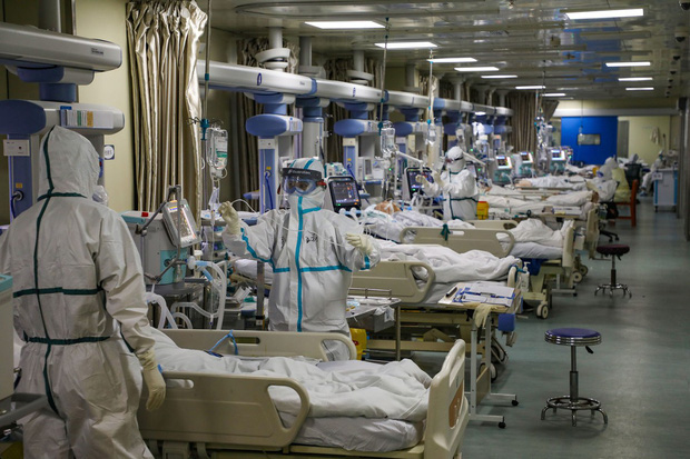 Đến Vũ Hán chăm sóc bạn gái bị ốm, chàng trai nhiễm virus corona nhưng lại nhận ra được điều ý nghĩa trong thời gian ở bệnh viện dã chiến - ảnh 2