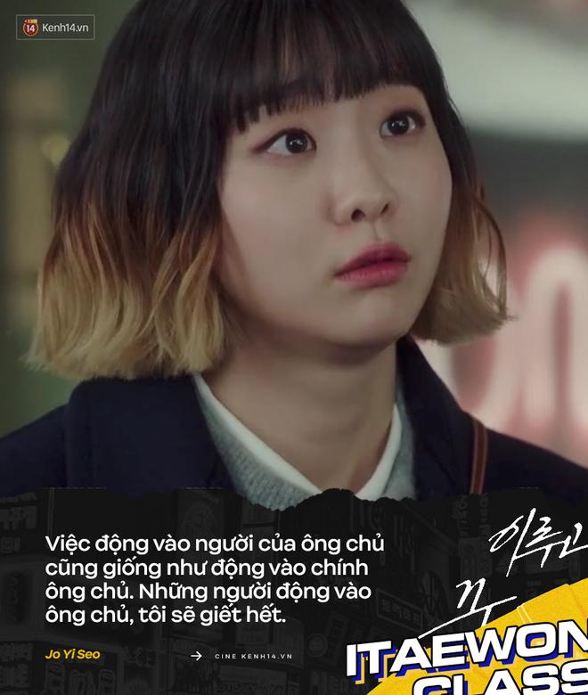 Thánh độc miệng Jo Yi Seo (Tầng Lớp Itaewon): Phán bạn rượu là ăn mày, 1001 lần vạ miệng rồi bị quát không kịp vuốt mặt - ảnh 2