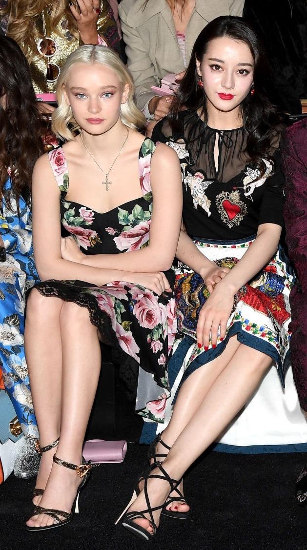 Sao Âu Á chung khung hình tại Fashion Week: Sao Á không ít lần bị dìm nhưng vẫn có những màn phản đòn khiến fan nở mày nở mặt - ảnh 3