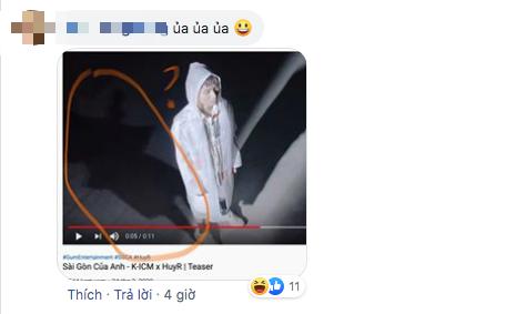 Phát hiện rùng mình: HuyR có 2 cái bóng trong teaser, chiếc bóng nhún nhảy phía sau chính là K-ICM đang cầm đàn? - ảnh 2