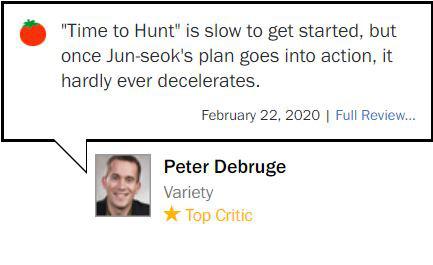 Người khen Time to Hunt hay tuyệt tác, kẻ phản đối đừng có mơ kì tích Parasite sẽ lặp lại với xứ Hàn - ảnh 6