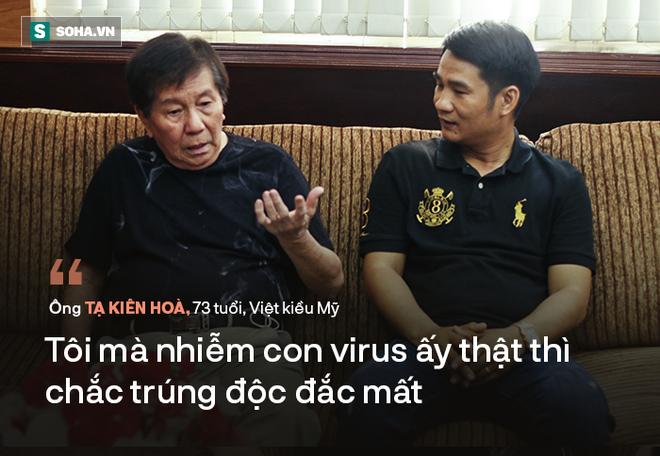 Việt kiều Mỹ chiến thắng Corona kể về tấm vé số độc đắc trúng ở Vũ Hán - ảnh 6