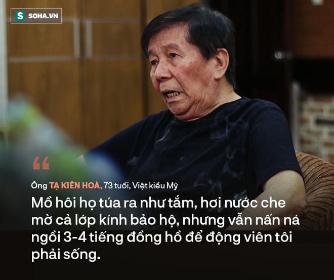 Việt kiều Mỹ chiến thắng Corona kể về tấm vé số độc đắc trúng ở Vũ Hán - ảnh 10