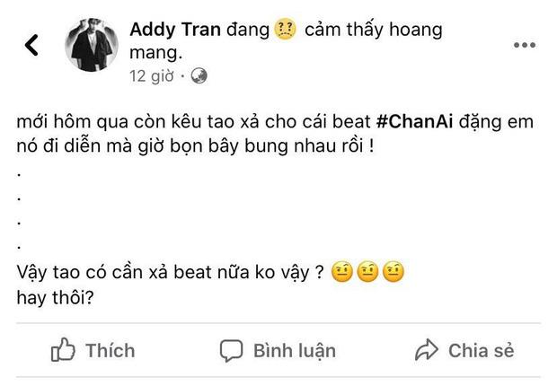 MV Chân Ái mới ra mắt 1 tuần mà cả ekip như dính lời nguyền: Châu Đăng Khoa và Orange đường ai nấy đi, Denis Đặng dính liên hoàn phốt - Ảnh 9.