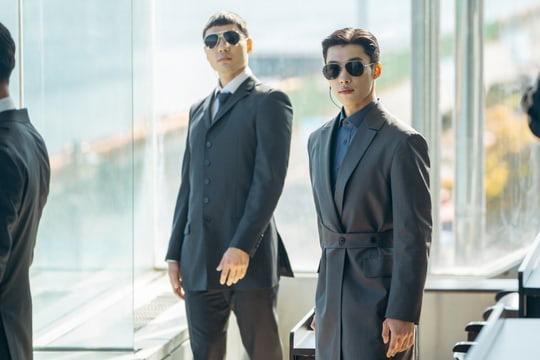 Lộ diện cận vệ điển trai của Lee Min Ho trong Bệ Hạ Bất Tử: Ai dám động vào đức vua cứ cẩn thận với anh! - Ảnh 3.