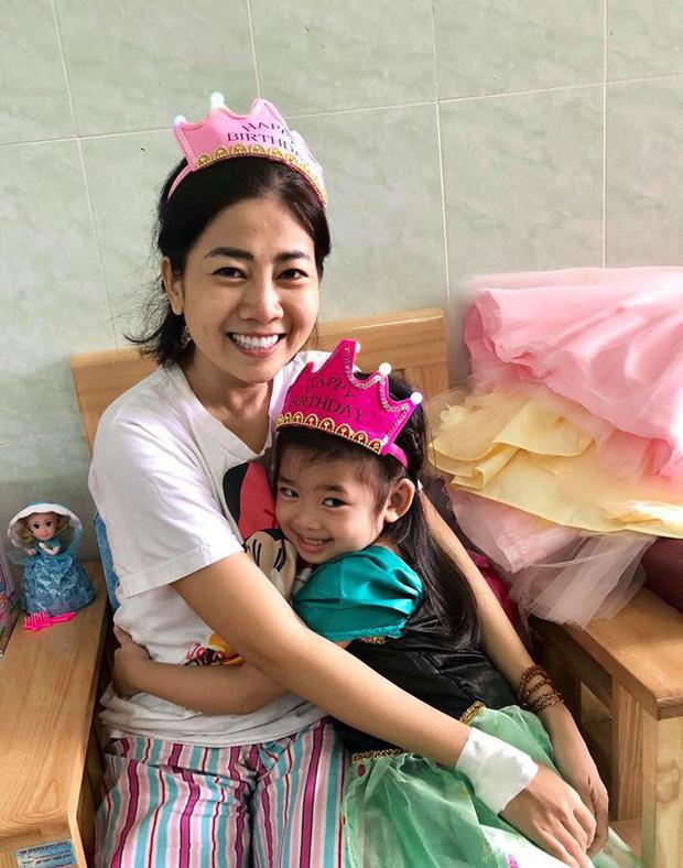 Đến cuối cùng trước khi nhắm mắt, diễn viên Mai Phương vẫn dành trọn tình yêu cho con gái nhỏ! - Ảnh 3.