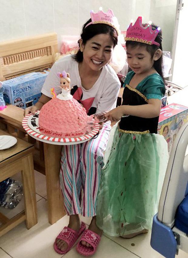 Đến cuối cùng trước khi nhắm mắt, diễn viên Mai Phương vẫn dành trọn tình yêu cho con gái nhỏ! - Ảnh 4.