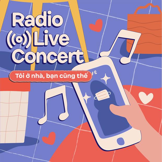 Ở nhà không sao mà vì Suni Hạ Linh đây rồi, 8h30 tối bật Radio Live Concert cùng nhau hát hò thì dịch nào rồi cũng sẽ qua! - Ảnh 4.