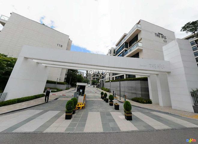 Cận cảnh căn hộ trăm tỷ So Ji Sub tậu làm nhà tân hôn: Khu nhà siêu giàu xứ Hàn, hàng xóm là BTS, vợ chồng Kim Tae Hee - Ảnh 10.
