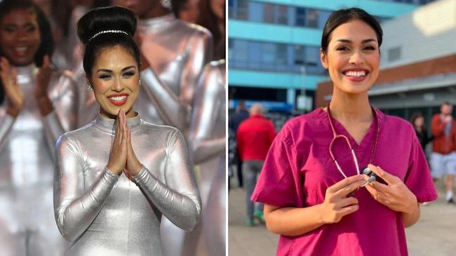 Những người lao vào tâm dịch: Thủ tướng Ireland, Hoa hậu Anh trở lại vai trò bác sĩ để chiến đấu với Covid-19 - Ảnh 2.