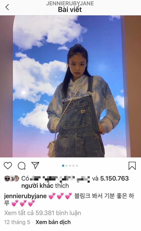Bà tổ ngành spoil Jennie lại khiến fan sang chấn tâm lý: Ngày BLACKPINK comeback đã được hint trước đúng 1 tháng bằng dòng caption toàn... trái tim? - Ảnh 2.