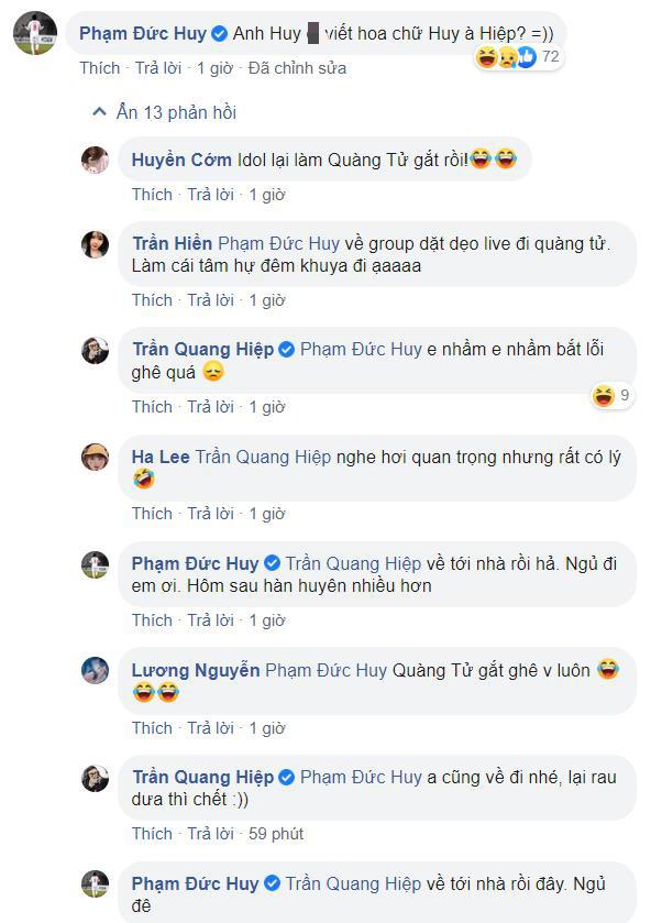 ProE check-in cùng 2 fan cứng của tuyển U23 Việt Nam, ngay lập tức đã bị hoàng tử Đức Huy bắt lỗi cực gắt - Ảnh 4.