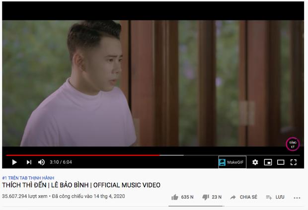 Chỉ vừa tung bản demo, nam ca sĩ Vpop đã vượt mặt cả Bích Phương lẫn siêu phẩm của Lady Gaga và BLACKPINK trên top trending Youtube - Ảnh 5.