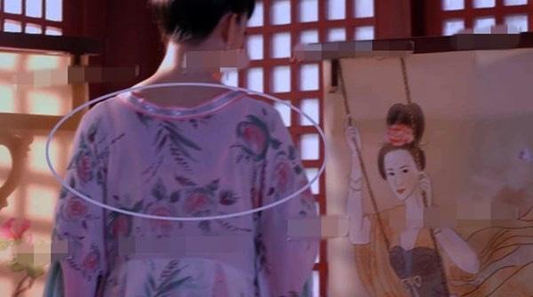 Coi mà tức với loạt lỗi trang phục ở phim Trung: Kéo tới pha rách áo của Địch Lệ Nhiệt Ba mà quạu á! - Ảnh 10.