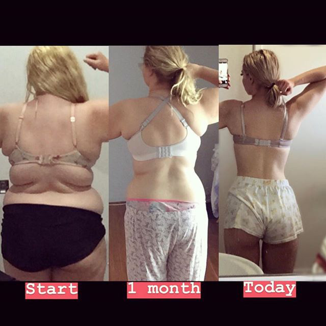 Từ 127kg xuống 63kg, cô gái người Úc chia sẻ bí quyết giảm cân thành công để vứt bỏ những bộ đồ size 2XL - Ảnh 4.