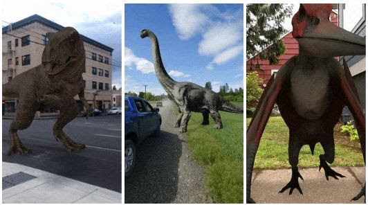Google giúp tái hiện Thế giới kỷ Jura ngay trên di động của bạn! - Ảnh 3.