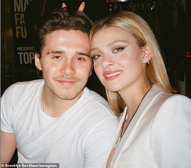 HOT: Brooklyn Beckham đã đính hôn với bạn gái thiên kim tiểu thư hơn 4 tuổi, vợ chồng Beckham nhiệt liệt chúc mừng - Ảnh 3.