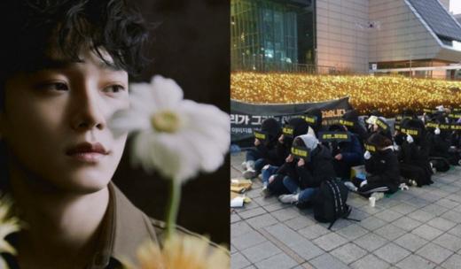 """7 lần idol Kpop bị """"ném đá"""" vì lý do hết sức vô lý: - Ảnh 13."""