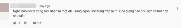 Bị cộng đồng mạng ồ ạt ném đá vì cover hit Sơn Tùng M-TP, Hương Ly vội vàng... tắt tính năng bình luận? - Ảnh 7.