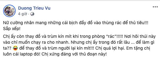 Biến căng: Dương Triệu Vũ bức xúc tung CCTV bằng chứng tố người giúp việc trộm cắp tài sản với thủ đoạn tinh vi - Ảnh 3.