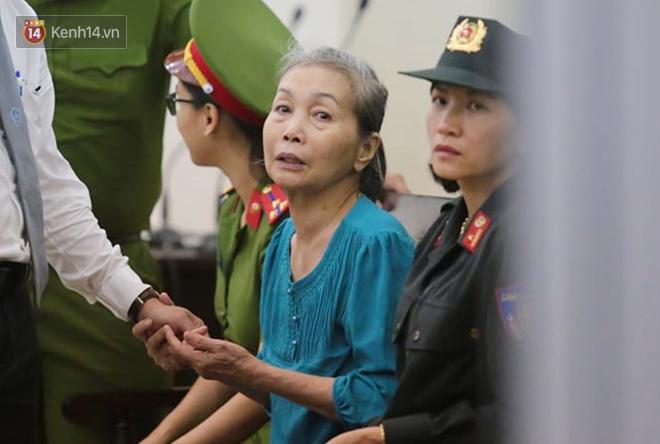 Tuyên án vụ thi thể đổ bê tông ở Bình Dương: Tử hình nữ chủ mưu, 3 bị cáo khác nhận tổng cộng 54 năm tù - Ảnh 14.