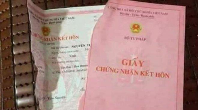Từ 1/9, xé đăng ký kết hôn có thể bị phạt đến 20 triệu đồng - Ảnh 1.