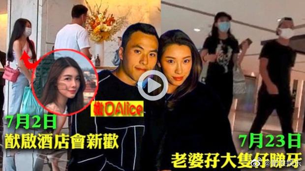 4 nàng dâu gia tộc trùm sòng bạc Macau: Dâu trưởng khắc phu đến ám ảnh, Ming Xi thị phi, Lọ Lem đời thực không trụ được - Ảnh 16.