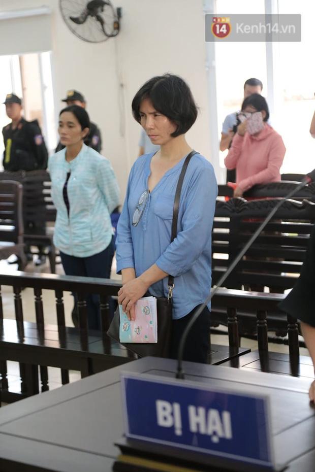 Tuyên án vụ thi thể đổ bê tông ở Bình Dương: Tử hình nữ chủ mưu, 3 bị cáo khác nhận tổng cộng 54 năm tù - Ảnh 10.