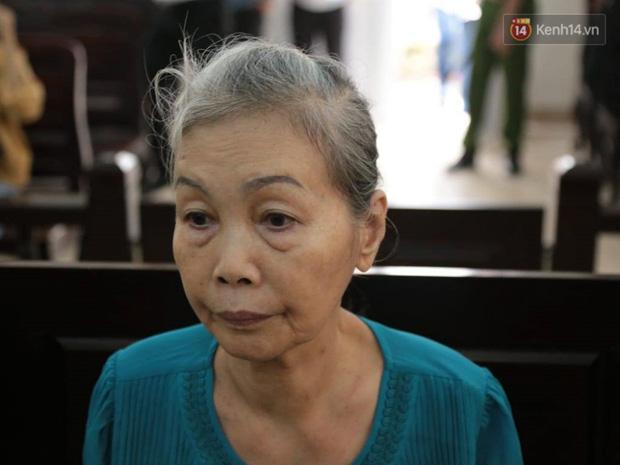 Tuyên án vụ thi thể đổ bê tông ở Bình Dương: Tử hình nữ chủ mưu, 3 bị cáo khác nhận tổng cộng 54 năm tù - Ảnh 4.