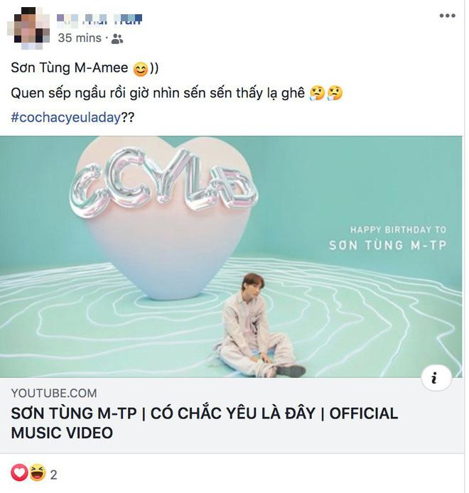 Netizen nói về MV mới của Sơn Tùng M-TP: Đẹp trai, MV dễ thương nhưng bài hát không hay như kỳ vọng, AMEE bị réo tên đồng loạt? - Ảnh 15.
