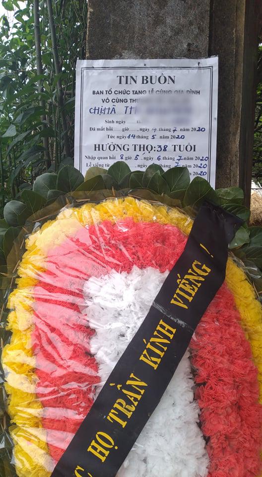 Người thân đau đớn tại lễ tang của 3 mẹ con tử vong dưới sông Bắc Giang: Thương 2 đứa bé đẹp và ngoan lắm, con nhỏ mới 8 tháng mà xảy ra cơ sự này - Ảnh 2.