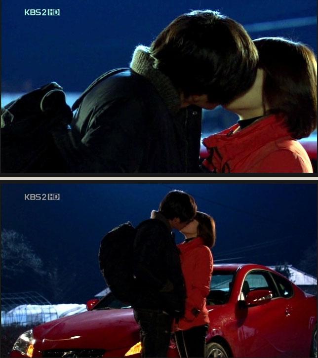 Loạt khoảng khắc ngọt mê mẩn của Song Hye Kyo - Hyun Bin ở phim cũ gần 10 năm trước - Ảnh 6.