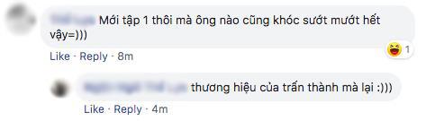 Rơi nước mắt ngay tập mở màn Rap Việt, Trấn Thành được khen ngợi bởi lối dẫn dắt chuyên nghiệp - Ảnh 4.