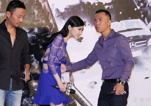 Sư phụ Mulan Chân Tử Đan: Chèn ép đàn em, chơi xấu Lý Liên Kiệt, bỏ vợ theo Á hậu và cái kết bên ái nữ trùm kim cương - Ảnh 11.