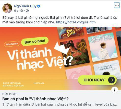 Bích Phương mất trí nhớ quên luôn hit của mình, Ngô Kiến Huy dọa từ mặt fan trong công cuộc truy lùng Vị thánh nhạc Việt - Ảnh 2.