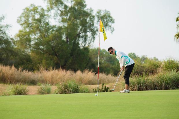 Matt Liu đốt nóng sân golf bằng nụ cười siêu cool, anh thứ hai đố ai là thứ nhất! - Ảnh 6.