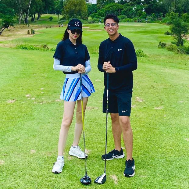 Matt Liu đốt nóng sân golf bằng nụ cười siêu cool, anh thứ hai đố ai là thứ nhất! - Ảnh 8.