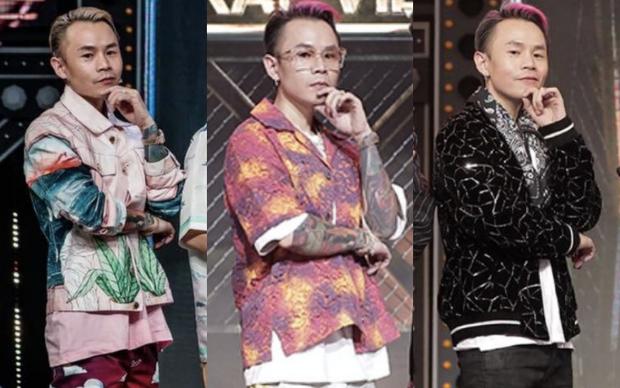 Sau 3 lần chụp ảnh đúng 1 dáng, Binz cuối cùng đã thay đổi trong tập 9 Rap Việt! - Ảnh 1.