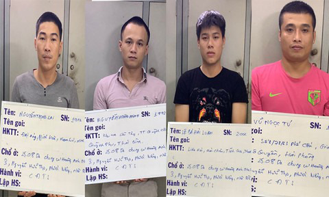 Khởi tố giám đốc Công ty Thái Dương kiêm trùm giang hồ đòi nợ thuê ở Sài Gòn - Ảnh 2.