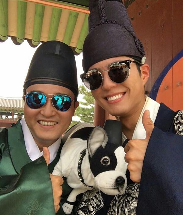Nhất quỷ nhì ma, thứ ba là diễn viên ở hậu trường phim Hàn: Từ chúa diễn nhây đến thánh tấu hài đều tụ đủ - Ảnh 12.