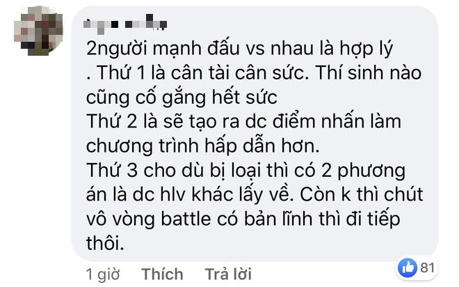 Dế Choắt và Lăng LD sẽ battle ở vòng đối đầu Rap Việt, netizen phát điên cho rằng HLV Wowy quá ác! - Ảnh 6.
