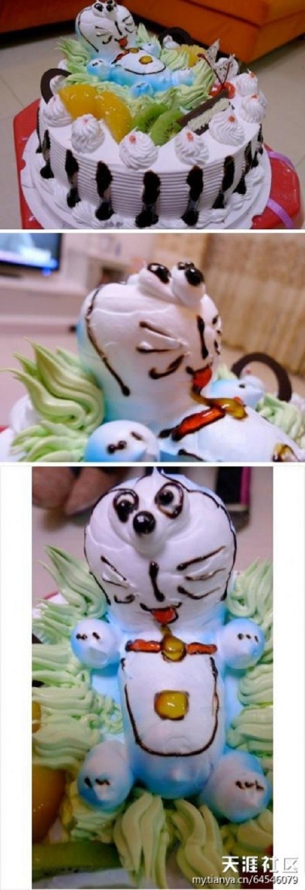 Những chiếc bánh sinh nhật... xấu kinh hoàng 18