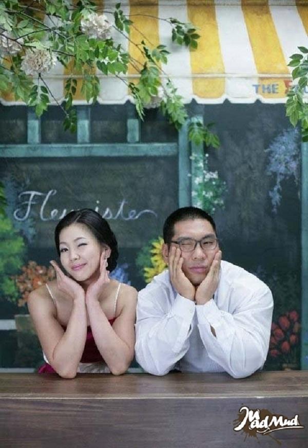 """Cô gái xinh đẹp Hàn Quốc có thân hình """"vạm vỡ"""" gây sốt 9"""