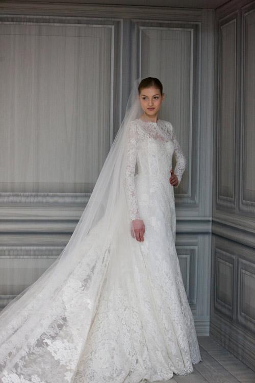 Tăng Thanh Hà mặc váy cưới trăm triệu 4