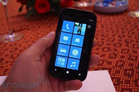Nokia cho ra mắt sản phẩm Lumia giá rẻ mới 1