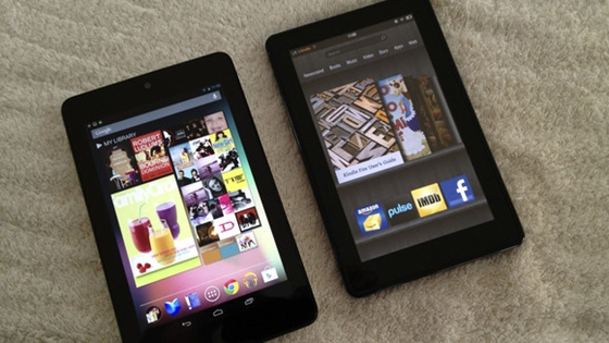 Google mất fan do... giảm giá Nexus 7 2