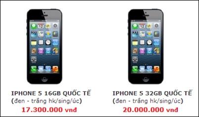 9 điều cần lưu ý trước khi mua iPhone 5 1
